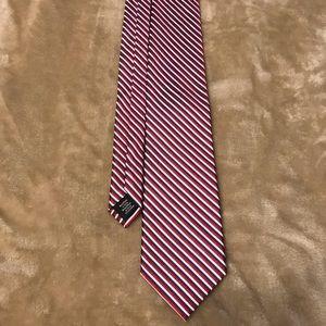 Stripped Neck Tie